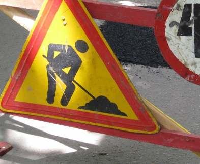 Улица возле Конного рынка будет закрыта еще полгода