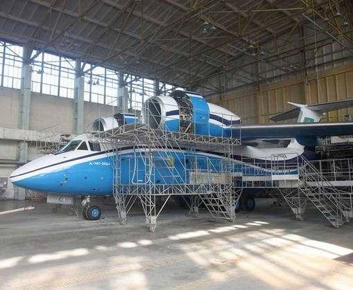 В Харькове возобновили производство авиазапчастей