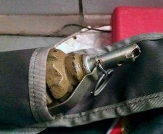 В харьковском метро поймали человека с гранатой