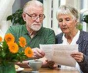 Украинцы получат пенсии за январь в декабре 2017 года