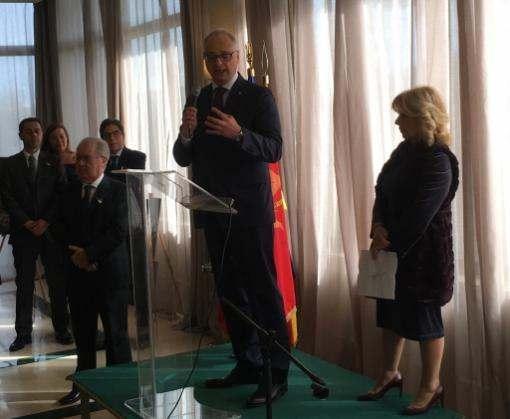 Украина открыла почетное консульство на Сицилии