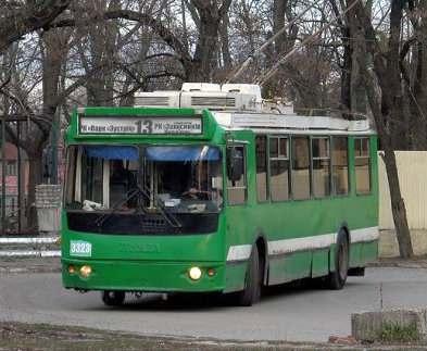 Несколько троллейбусов в Харькове поедут другими маршрутами
