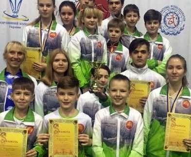 Харьковчане завоевали 13 золотых медалей на Кубке Украины по ушу