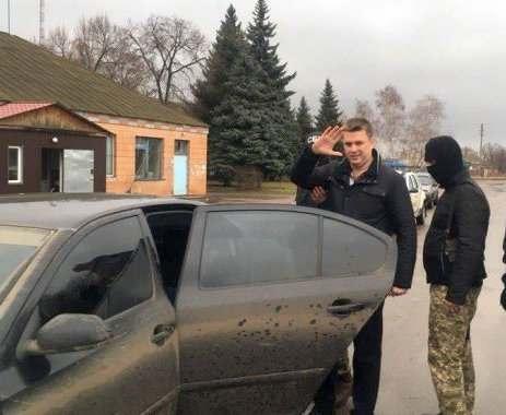 Бывшего депутата Харьковского горсовета оставили в СИЗО
