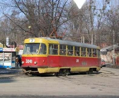 Трамвай №7 временно изменит маршрут движения