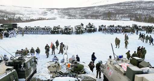 Россия строит военную базу на границе с Харьковщиной