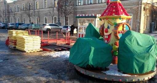 Харьков готовится к проводам зимы
