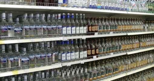 Мартовское подорожание алкоголя отменяется