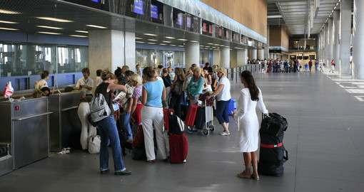 Что ждет туристов на границе после получения безвиза