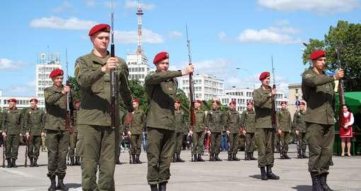 В Украине создается иностранный батальон