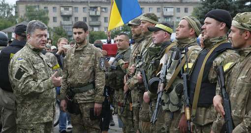 Харьковчане живут под дамокловым мечом