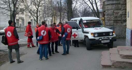 В городке для переселенцев в Харькове орудуют мошенники