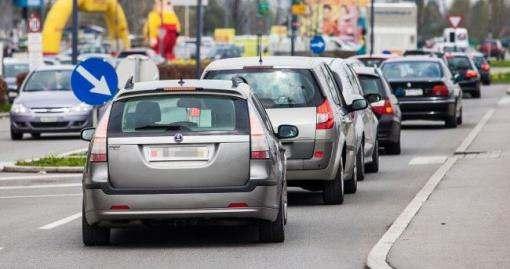Лишь треть водителей Украины знают правила дорожного движения