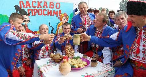 В Харькове прошла Большая Слобожанская ярмарка