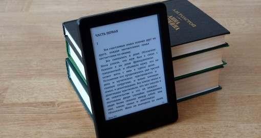 Электронные книги вряд ли вытеснят бумажные