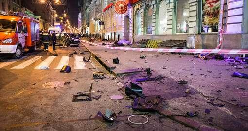 Трагедия на Сумской: подозреваемая в гибели пешеходов сидит в десятиместной камере