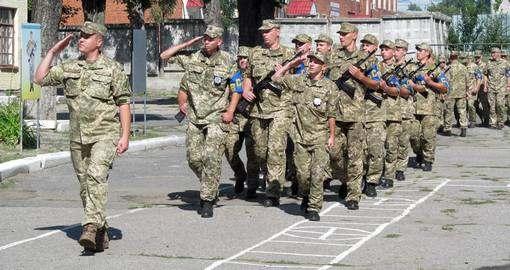 Военные в Харькове весь месяц будут ловить дезертиров