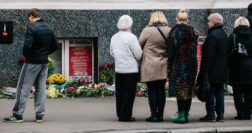 Трагедия на Сумской: в больницах остаются трое пострадавших