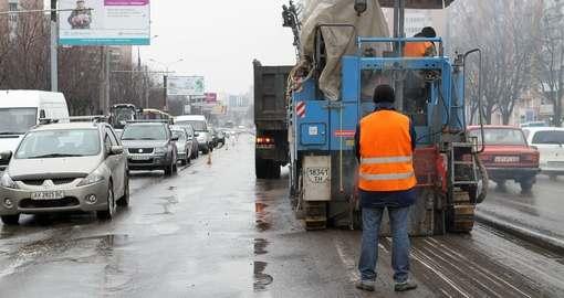 Кто будет ремонтировать харьковские дороги
