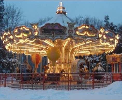 В главном парке Харькова отпразднуют православное Рождество
