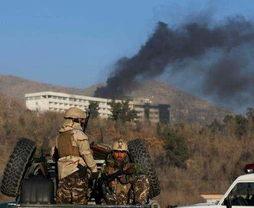 Теракт в Кабуле: погибли шестеро украинцев