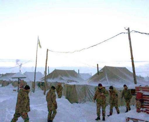 В военной части под Харьковом случился пожар