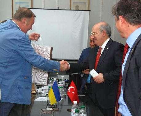 ХПИ открывает украинско-турецкий научный центр