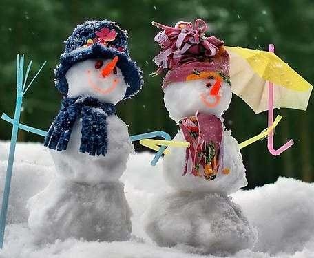 Погода в Украине: февраль будет теплее нормы