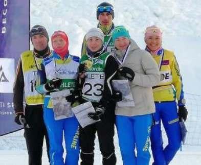 Харьковские лыжники стали обладателями Кубка мира