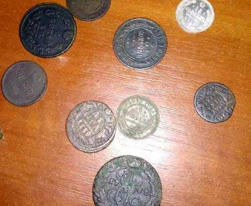 Харьковские пограничники задержали партию бесхозных монет