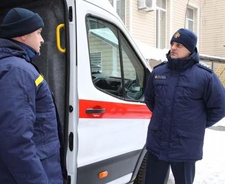 Украинские спасатели получат новую форму