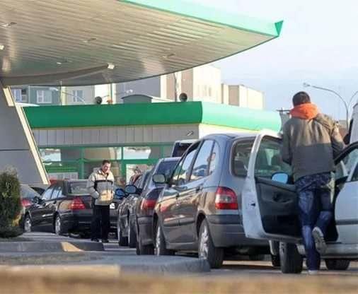 Украинские АЗС продолжают снижать цены на топливо