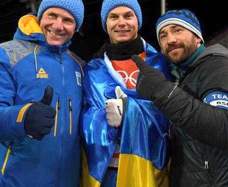 Уроженец Харьковщины завоевал первое «золото» на Олимпиаде в Пхенчане