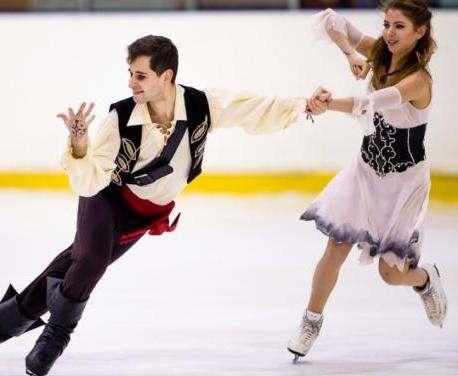 Харьковские фигуристы дебютировали на Олимпиаде