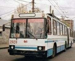 На «Барабашово» троллейбусом не доехать