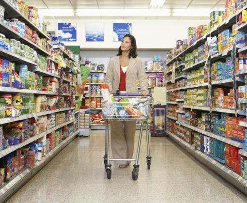 Сколько украинцы тратят на продукты