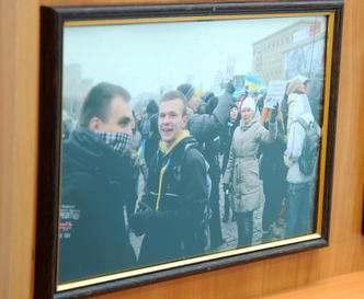 В Харькове вспоминают Героев Небесной Сотни