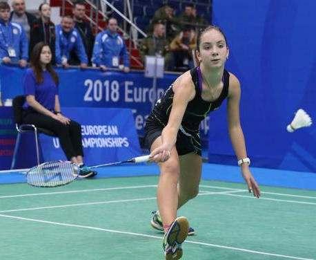 Харьковская бадминтонистка завоевала «бронзу» чемпионата Европы