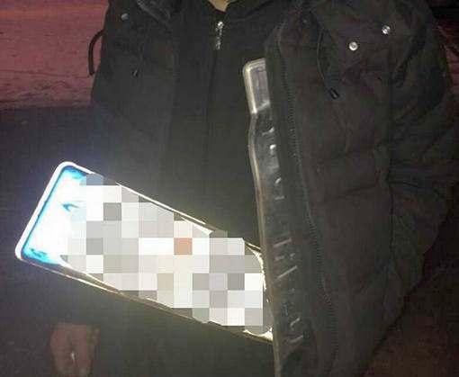 В Харькове поймали номерного вымогателя