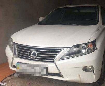 В Харькове изловили банду Lexus-угонщиков