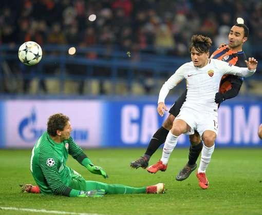 «Шахтер» vs «Рома»: без драки не обошлось