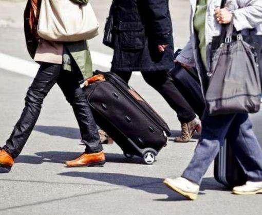 Миллионы украинцев уехали за границу