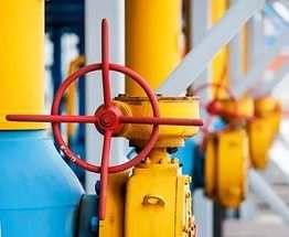 В Украине запасы газа снизились почти на 40%