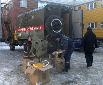 Авария на тепломагистрали в Харькове: без отопления остается четыре десятка домов