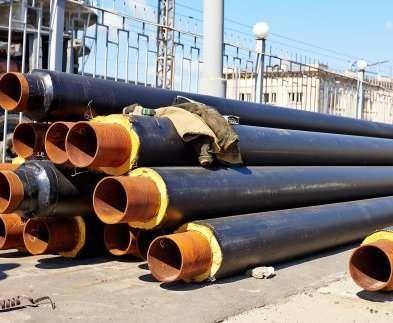 В Харькове заменят 30 километров тепловых сетей