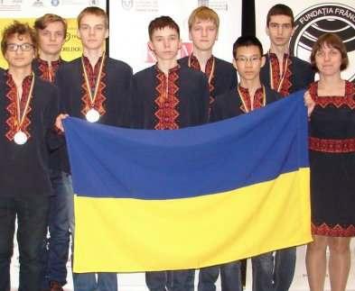 Харьковский лицеист завоевал золотую медаль на математической олимпиаде