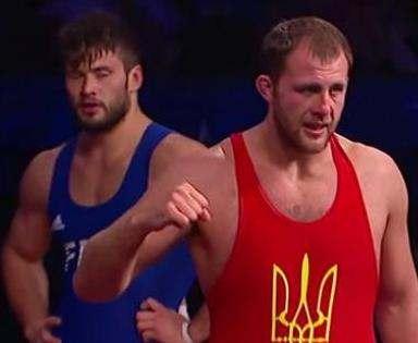 Харьковские борцы завоевали медали международного класса