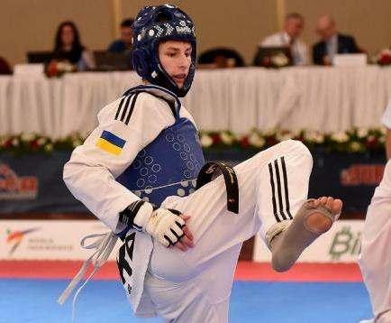 Харьковский тхэквондист поборется за олимпийскую лицензию