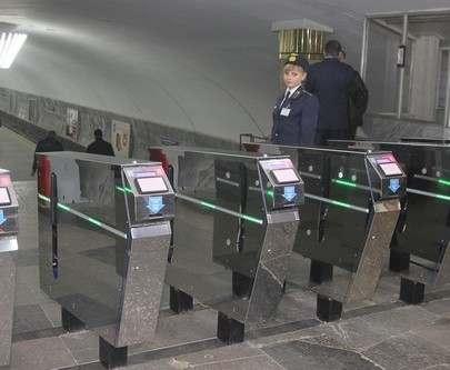 Учащимся харьковских техникумов компенсируют половину стоимости проезда в метро