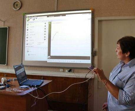 Школы Харьковской области получат оборудование для 80 учебных кабинетов